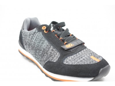 Superdry superweave runner black
