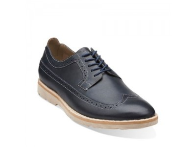 Clarks Cambeson limit navy