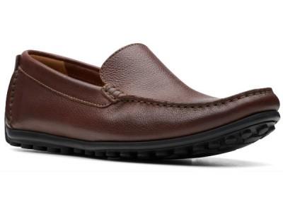 Clarks Hamilton Free 26119921 cognac leather