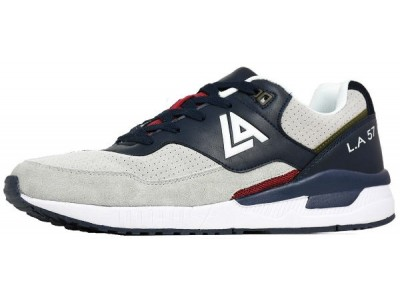 LA 57 LT-M70288-5 grey+navy
