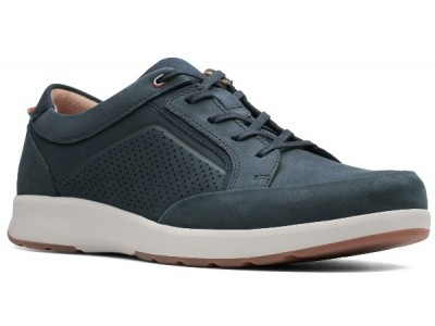 Clarks Un Trail Form 26140976 navy nubuck