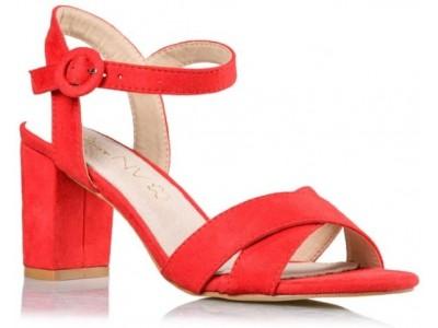 Envie V65-09520-30 red