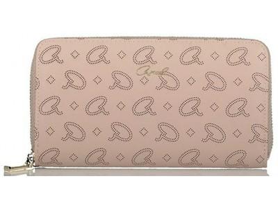 Axel Alder wallet with axel laser logo 1101-1279 491 mushroom