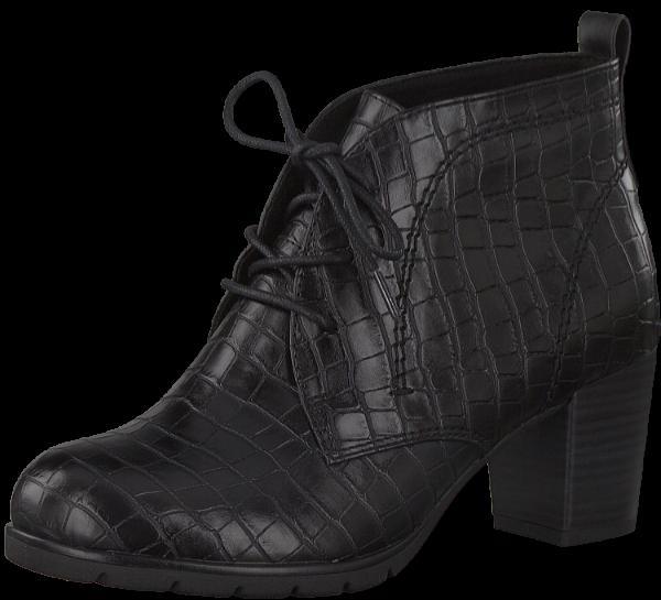Marco Tozzi 2-25109-35 006 black croco