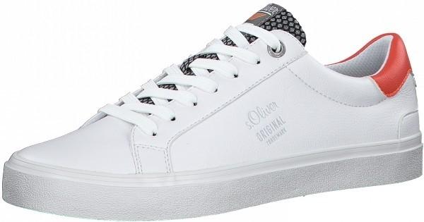 S.oliver 5-13617-26 169 white/orange