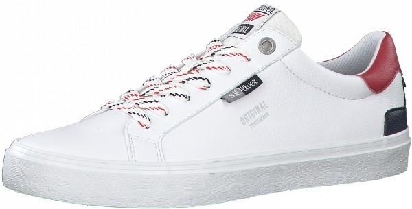 S.oliver 5-13617-26 187 white/navy/red
