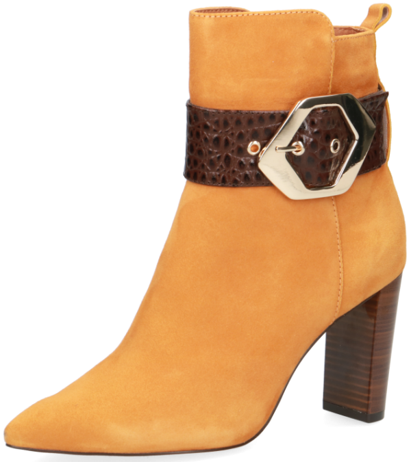 Caprice 9-25317-25 663 curry/brown