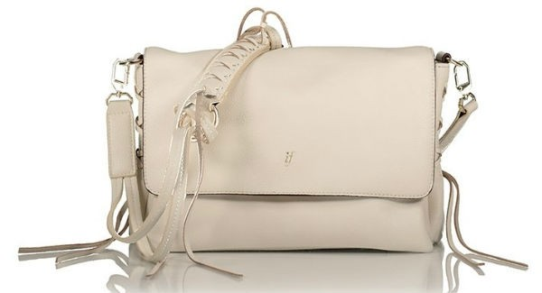 Axel Marion bag with long strap 1010-2216 off white