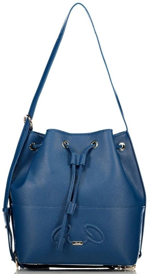 Axel Rhea bucket bag recycled material 1010-2533 002 blue