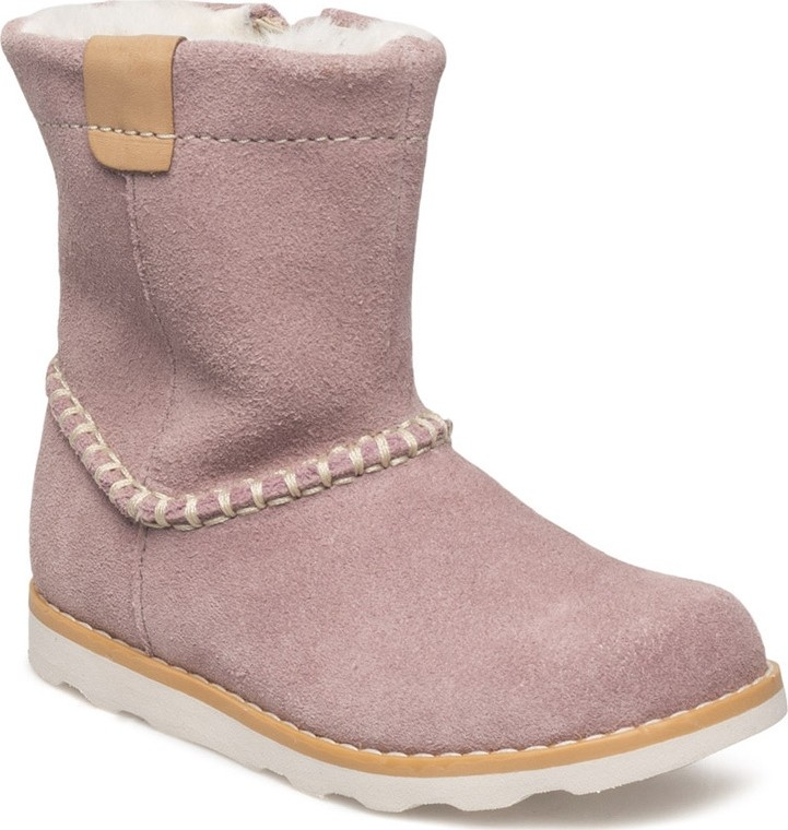 Clarks Crown Piper pink suede 26135921