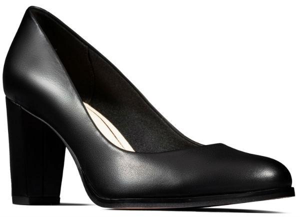 Clarks Kaylin Cara 26145688 black leather
