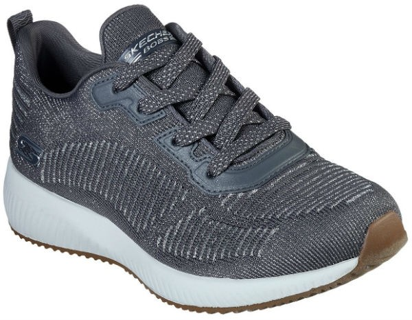 Skechers 31347 Bobs Squad glam league gray/silver