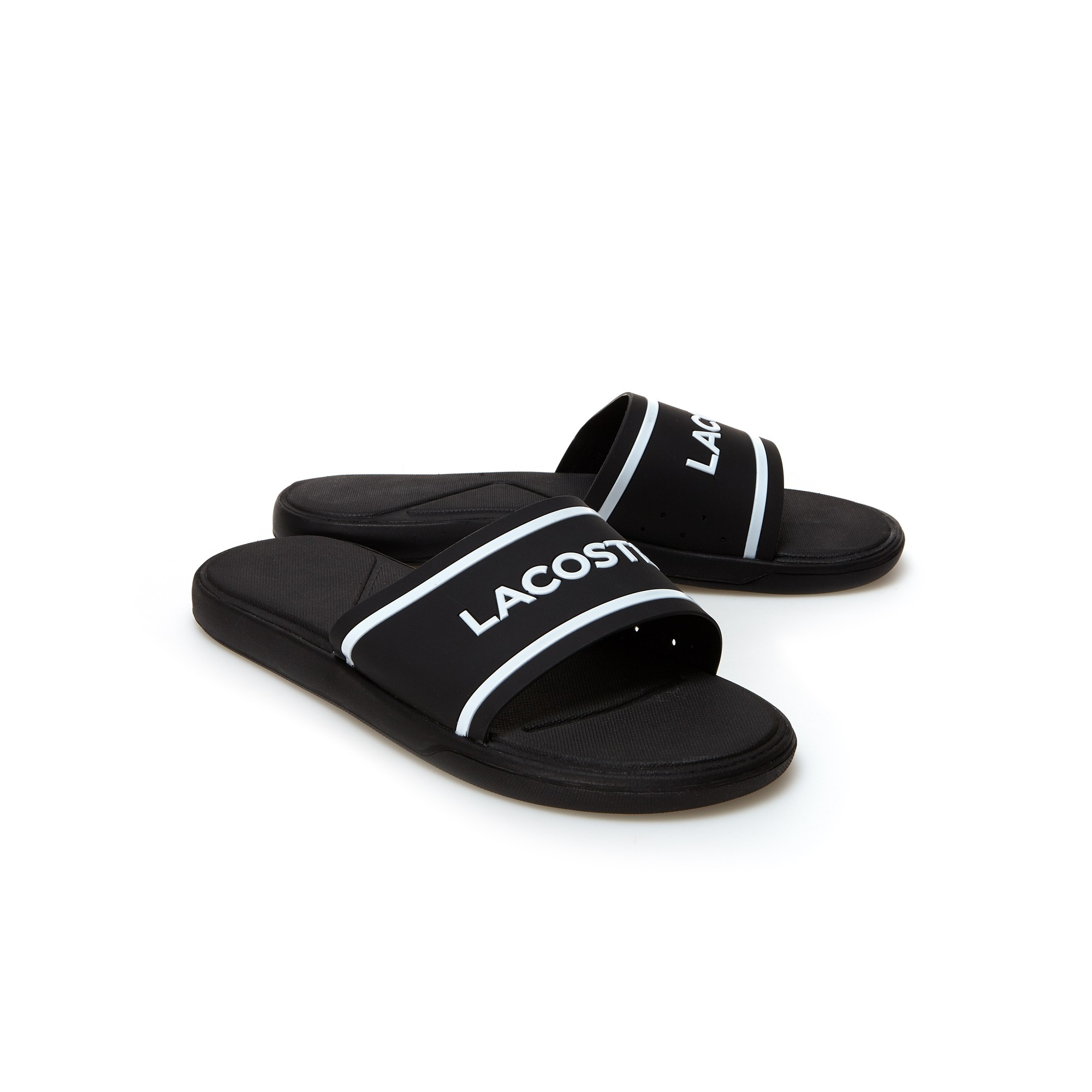 Lacoste  L30 slide Black 35CAM0062312
