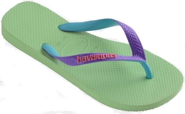 Havaianas Top Mix 4115549.1404.M17 hydro green