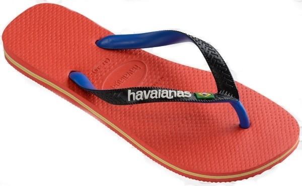 Havaianas Brasil Mix 4123206.5778.M18 red crush