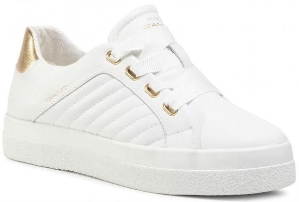 Gant Avona 21531884 G279 bright white/gold
