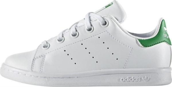 Adidas Stan Smith C BA8375 ftwwhite/ftwwhite/green