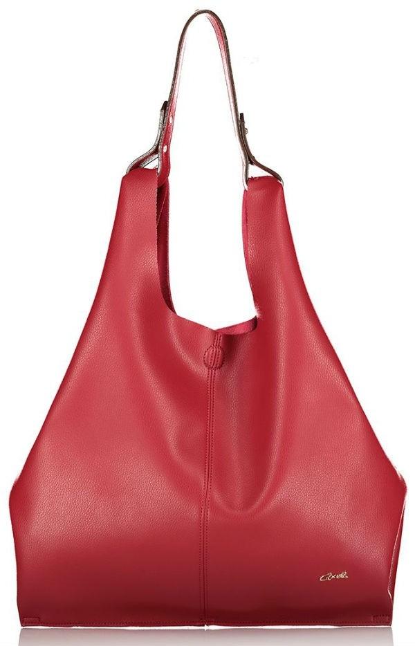 Axel Celosia shoulder bag interior pouch 1010-2461 202 chilli pepper