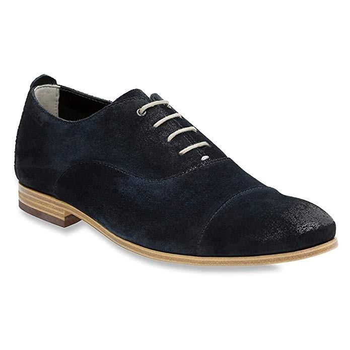 Clarks Chinley 26115377 blue suede