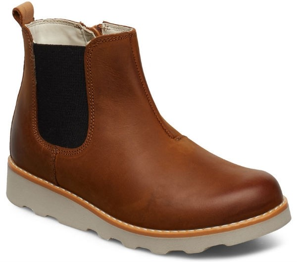 Clarks Crown Halo K 26145884 tan leather