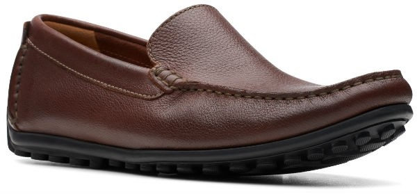 Clarks Hamilton Free 26119921 cognac leather