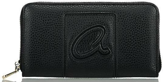 Axel Latemar zip wallet 1101-1238 003 black