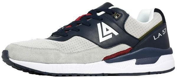 LA 57 LT-M70288-5 grey+navy