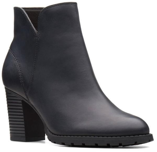 Clarks Verona Trish 26137241 black leather