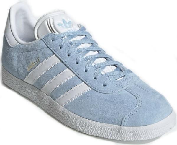 Adidas Gazelle EF5550 clesky/ftwwht/goldmt