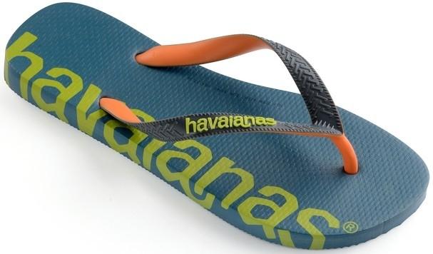 Havaianas top logomania hightech 4145727.0047.M18 petrol