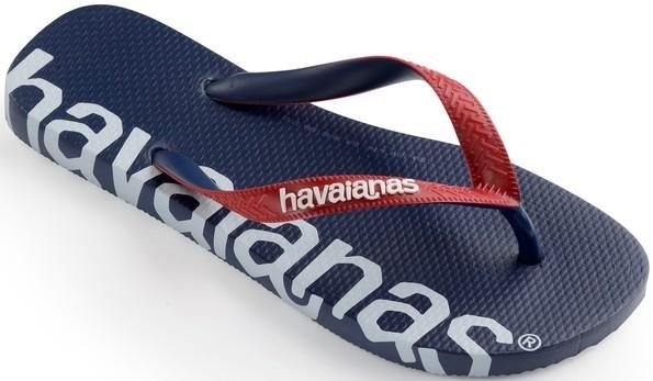 Havaianas top logomania hightech 4145727.0555.M18 navy blue