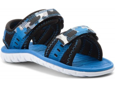 Clarks Surfing Wave blue combi 26131360