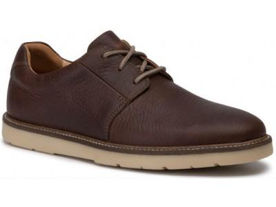 Clarks Grandin Plain 26144870 tan leather