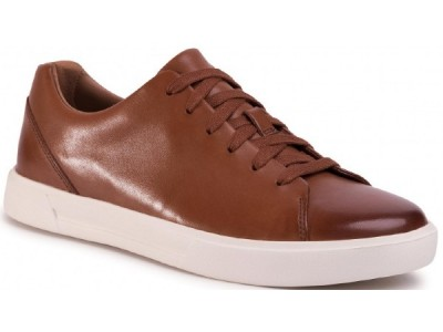 Clarks Un Costa Lace 261486907 british tan leather