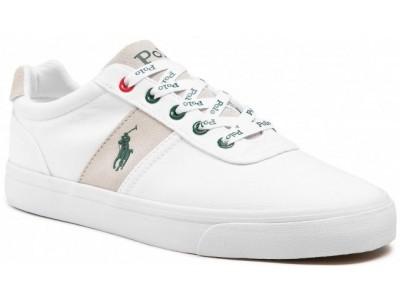 Ralph Lauren Hanford 816829677001 white/green