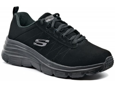 Skechers 88888366 Fashion Fit true feels black