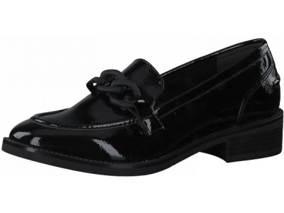 Tamaris 1-24301-27 018 black patent