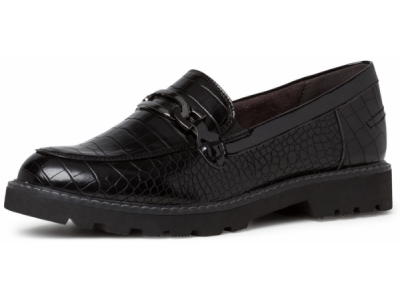 Tamaris 1-24601-25 028 black croco