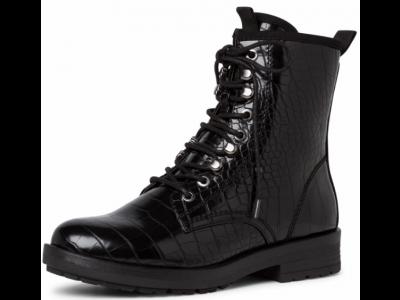 Tamaris 1-26278-25 028 black croco