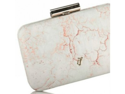 Axel Marble clutch bag 1005-1100 marble