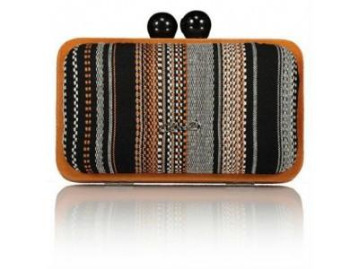 Axel Cosetta clutch bag 1005-1101 black