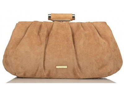 Axel Sabrina evening bag synthetic suede 1005-1200 beige