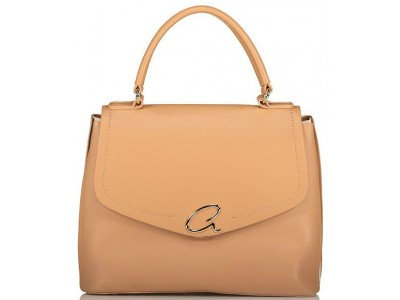 Axel Gloria handbag with flap 1010-2360 beige