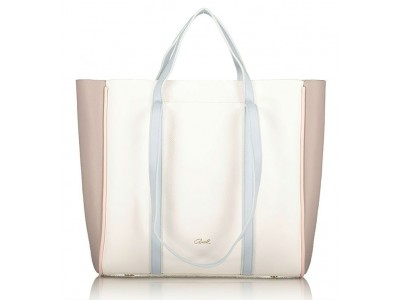 Axel Marisol bag multicolored doublestraps 1010-2373 white