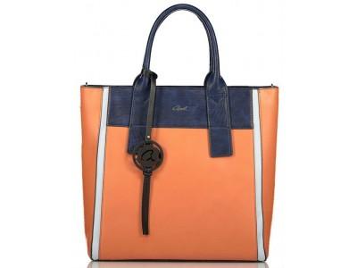 Axel Celeste handbag 1010-2408 terracotta