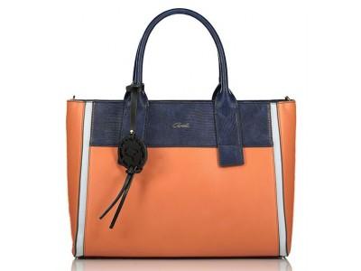 Axel Celeste handbag 1010-2409 terracotta