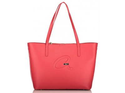 Axel Christa shoulder bag solid color 1010-2431 red