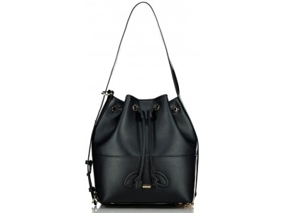 Axel Rhea bucket bag recycled pu 1010-2586 003 black