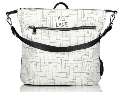Axel Fastlane backpack 1023-0140 white