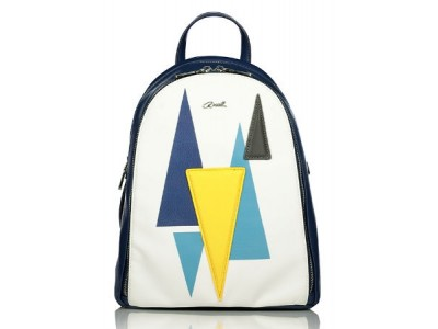 Axel Dropping Crystals backpack 1023-0151 sky blue
